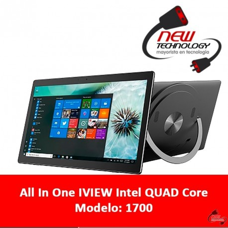 All In One Iview Intel Quad Core Tactil 17,3 Fhd 4gb 32gb