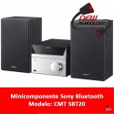 Minicomponente Sony Bluetooth, Usb, Cd, Radio