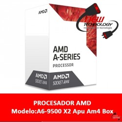 Cpu Amd A6-9500 X2 Apu Am4 Box
