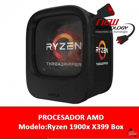 Cpu Amd Ryzen 1900x X399 Box