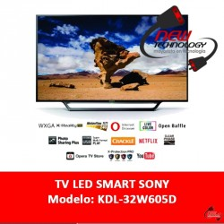 Tv Led Sony 32 Smart Hd