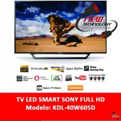 Tv Led Sony 40 Smart Full Hd
