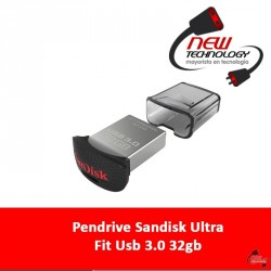 Pendrive Sandisk Ultra Fit Usb 3.0 32gb
