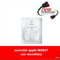 auricular apple MD827 con microfóno