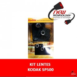 KIT LENTES KODAK SP500