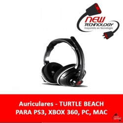 Auriculares - Headsets - TURTLE BEACH PARA PS3, XBOX 360, PC, MAC