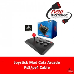 Joystick Mad Catz Arcade Ps3/ps4 Cable