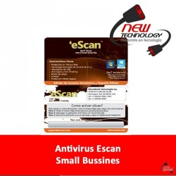Antivirus Escan Small Bussines