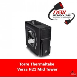 Torre Thermaltake Versa H21 Mid Tower