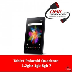 Tablet Polaroid Quadcore 1.2ghz 1gb 8gb 7