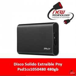 Disco Solido Extraible Pny Psd1cs1050480 480gb