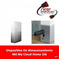 Dispositivo De Almacenamiento Wd My Cloud Home 2tb