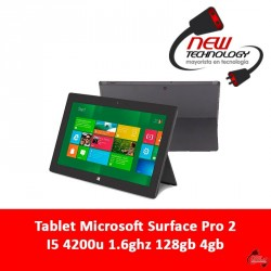 Tablet Microsoft Surface Pro 2 I5 4200u 1.6ghz 128gb 4gb