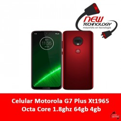 Celular Motorola G7 Plus Xt1965 Octa Core 1.8ghz 64gb 4gb
