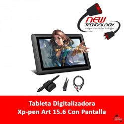 Tableta Digitalizadora Xp-pen Art 15.6 Con Pantalla