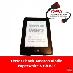 Lector Ebook Amazon Kindle Paperwhite 8 Gb 6.0¨