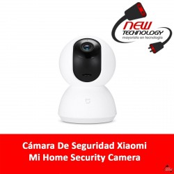 Cámara De Seguridad Xiaomi Mi Home Security Camera