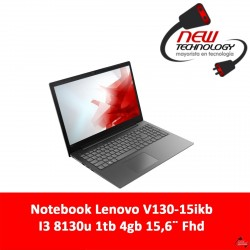 Notebook Lenovo V130-15ikb I3 8130u 1tb 4gb 15,6¨ Fhd