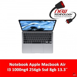 Notebook Apple Macbook Air I3 1000ng4 256gb Ssd 8gb 13.3¨