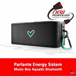 Parlante Energy Sistem Music Box Aquatic
