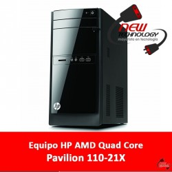 Equipo HP Pavilion 11021X