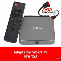 Adaptador Smart TV PTV-TX8