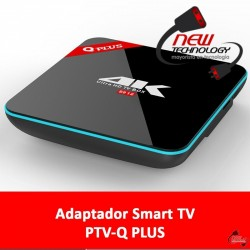 Adaptador Smart TV PTV-Q Plus
