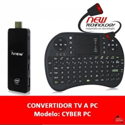 Smart Tv Box C/TECLADO Quad Core 2gb Full Hd 32gb Windows 8