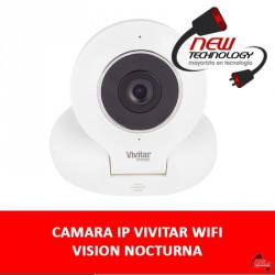 Camara Ip Wifi Inalambrica Ip Hd Vision Nocturna