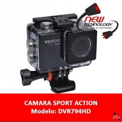 Camara Deportes Extremos Action Full Hd Wifi Accesorios 12mp
