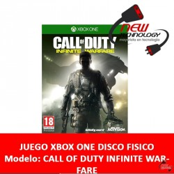 Call Of Duty Infinity Warfare Juego Fìsico Xbox One Sellado