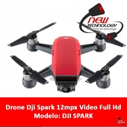 Drone Dji Spark 12mpx Video Full Hd Wifi Gps Control Remoto