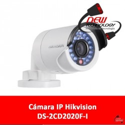 Cámara IP Hikvision DS-2CD2020F-I