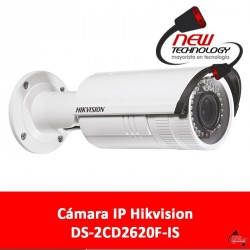 Cámara IP Hikvision DS-2CD2620F-IS