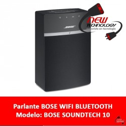 Parlante Bose Soundtouch 10 Wifi Bluetooth Aux Usb 220v
