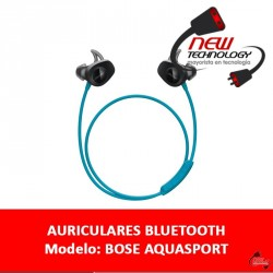 Auriculares Bluetooth Aqua Soundsport Bluetooth Inalambricos
